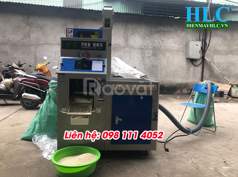 Giá máy xát gạo Hàn Quốc SN – 300R rẻ