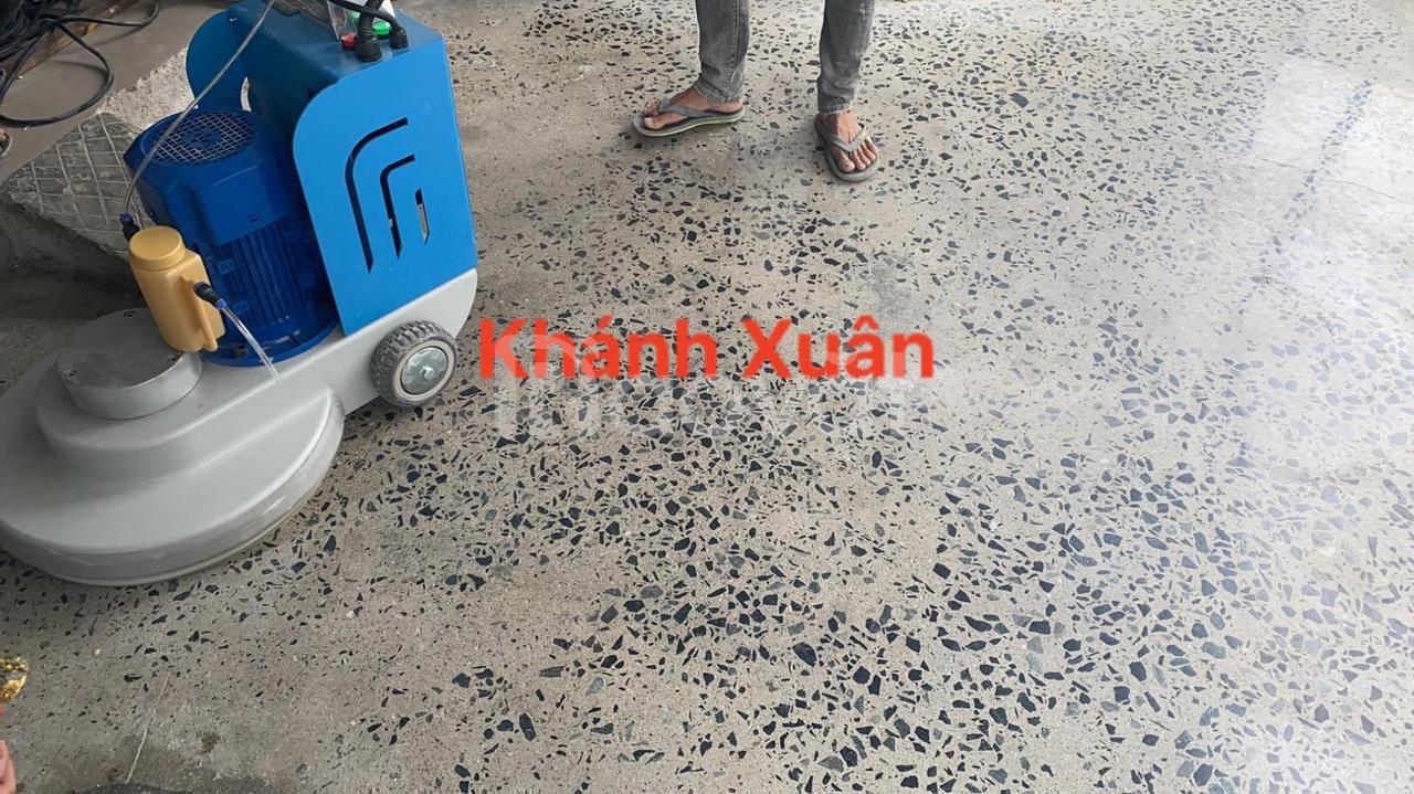 Đánh bóng sàn bê tông Nha Trang