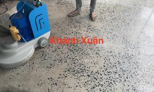 Đánh bóng mài sàn bê tông Nha Trang Khánh Hòa
