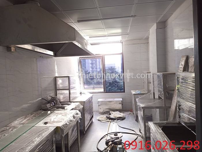 Hệ thống hút khói dành cho bếp lẩu nướng giá rẻ