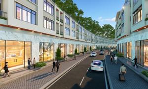 Shophouse siêu nhà phố - Ecoriver Hải Dương