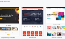 Dịch vụ thiết kế Website, Landing page