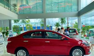 Suzuki Ciaz xe sedan nhập khẩu giá rẻ