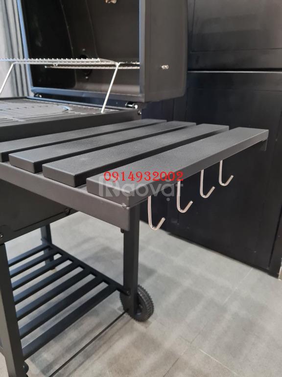 Bếp nướng than hoa ngoài trời cao cấp LM11528