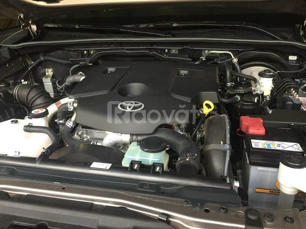Bán xe Toyota Fortuner 2.4G 2019 số sàn màu đồng