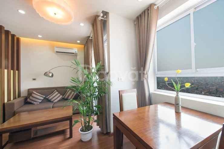 Cho thuê căn hộ chung cư Sky City 88 Láng Hạ112 m2, 2 phòng ngủ