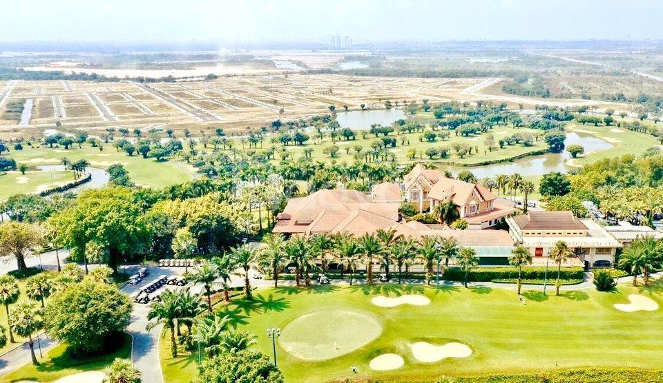 Đất nền biệt thự bên trong sân golf Long Thành sổ đỏ trao tay