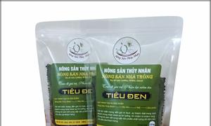 Tiêu khô nhà trồng chất lượng đảm bảo