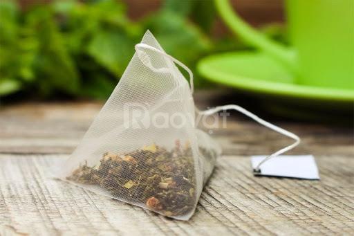 Tăng độ thẩm mỹ cho SP, máy đóng gói trà túi lọc 3 trong 1