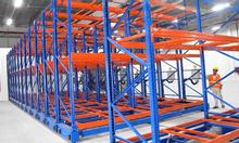 Eurorack chuyên sản xuất và thi công kệ chứa hàng chất lượng châu Âu