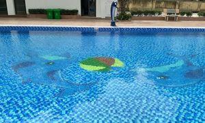 Gạch Mosaic Green 007361