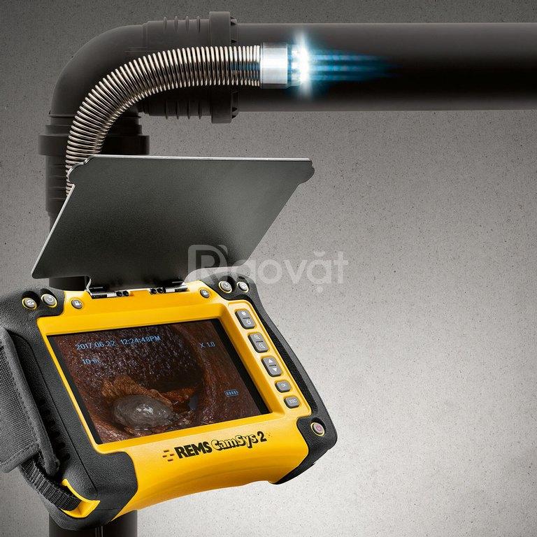 Camera nội soi bên trong ống, hệ thống kiểm tra phân tích thiệt hại