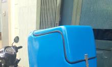 Thùng giao hàng tiết kiệm trang bị gác baga xe, mút giữ nhiệt