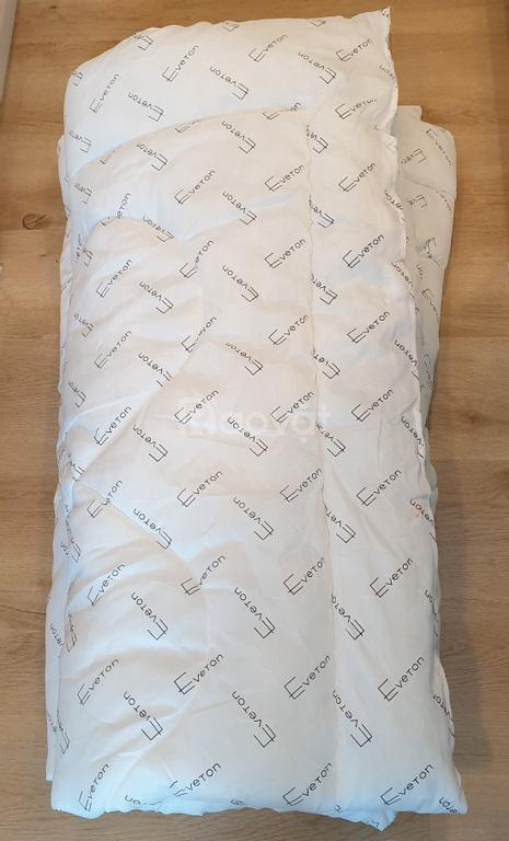 Ruột mền (ruột chăn) trắng, còn mới, đẹp