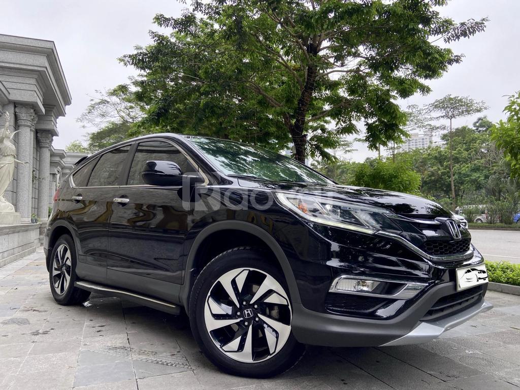 Bán Honda CRV 2.4 sx 2016 mới tại Việt Nam