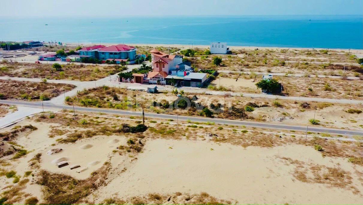 The SeaSide Bình Thuận đất thổ cư mặt biển