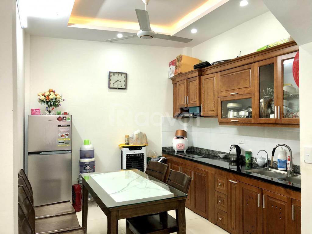 36m2*4T full nội thất Cổ Bản Đồng Mai Yên Nghĩa, ô tô đỗ cửa