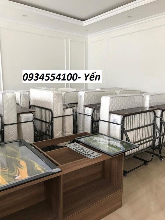 Giường gấp di động, giường phụ khách sạn giá rẻ
