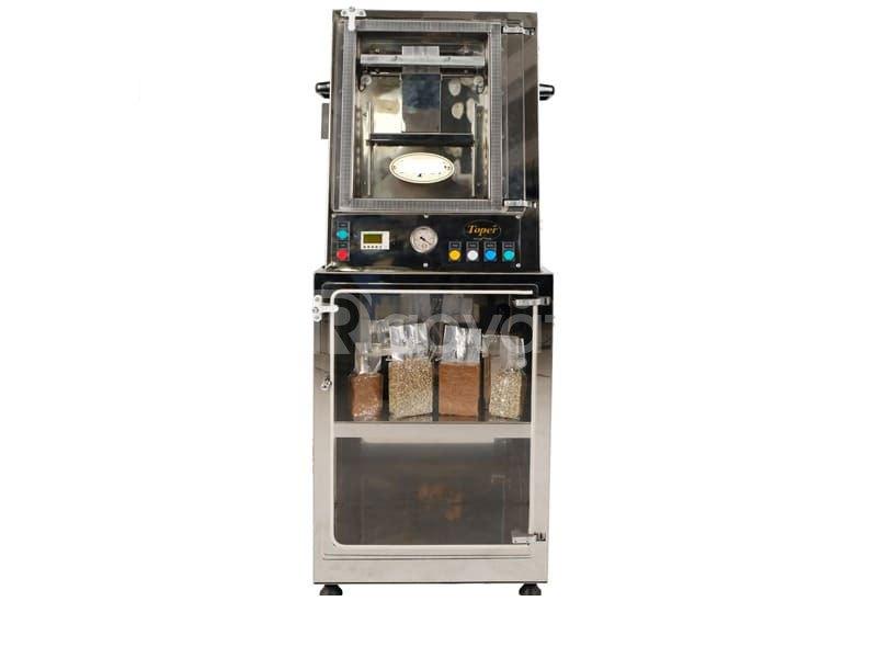 Máy đóng gói cà phê rang xay đảm bảo được hương vị truyền thống