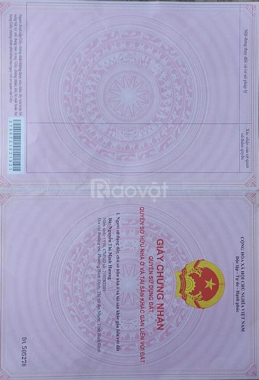 Bán nhà Bình Định