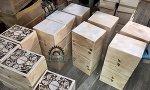 Hộp bánh trung thu Hamet xưởng sản xuất hộp bánh trung thu