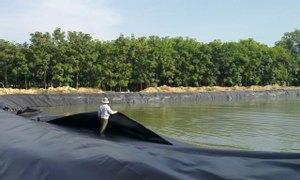 Nhà sản xuất bạt phủ ao nuôi tôm, nuôi cá Dti Plastic