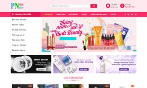 Thiết kế website chuyên nghiệp, giá rẻ tại TPHCM