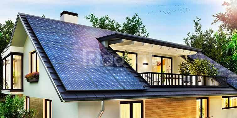 Hệ thống điện năng lượng mặt trời cao cấp