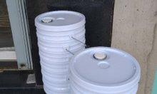 Vỏ thùng sơn 20 lít đựng hóa chất giá rẻ