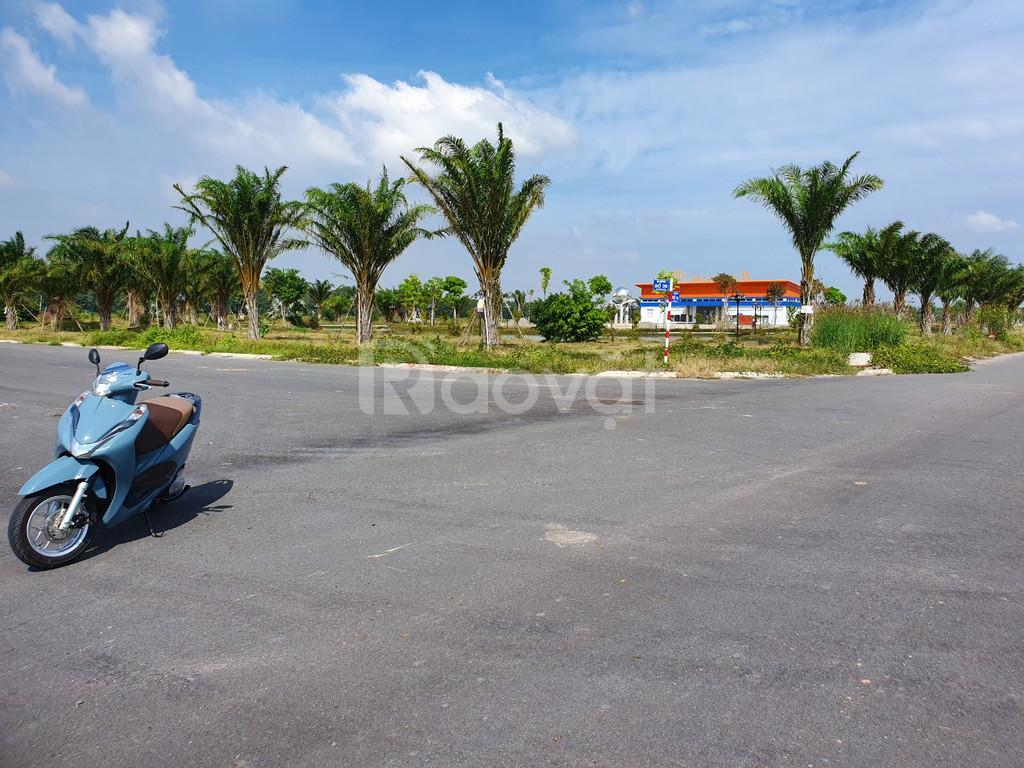 100m2 thổ cư Nhơn Trạch đường 25C gần ngay KCN Nhơn Trạch, Long Tân