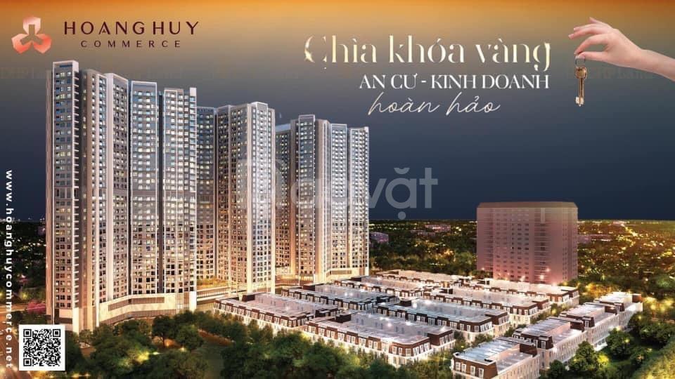 Bảng giá chính thức chung cư Hoàng Huy Commerce