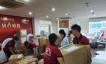 Quy trình dịch vụ cho thuê xe tải chở hàng