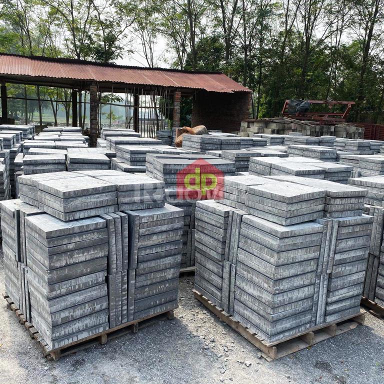 Gạch giả đá Coric 40x40, gạch Đại Phương