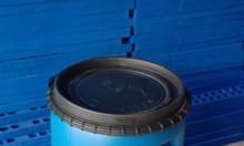 Bán thùng phuy nhựa 150 lít đựng dung môi