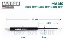 Tay thủy lực nâng đỡ piston thủy lực, ben hơi giảm chấn Marie