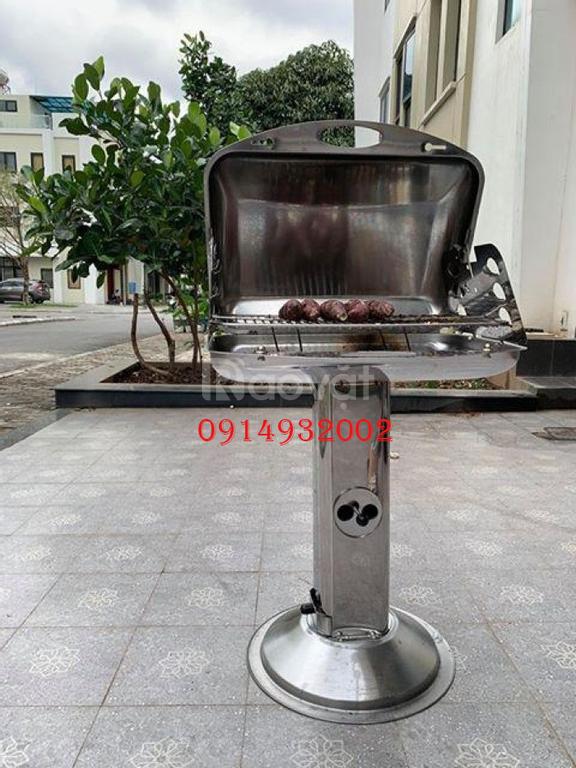 Bếp nướng ngoài trời CK585 hàng Việt Nam xuất khẩu