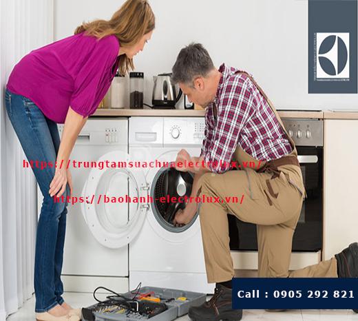 Sửa máy giặt Electrolux tại nhà