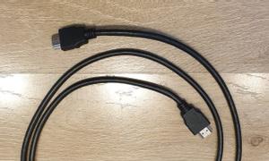 Dây HDMI còn mới, xài tốt