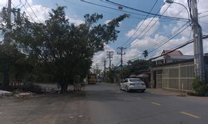 Bán 1972.6m2 đất MT đường Bùi Thanh Khiết, TT Tân Túc, Bình Chánh