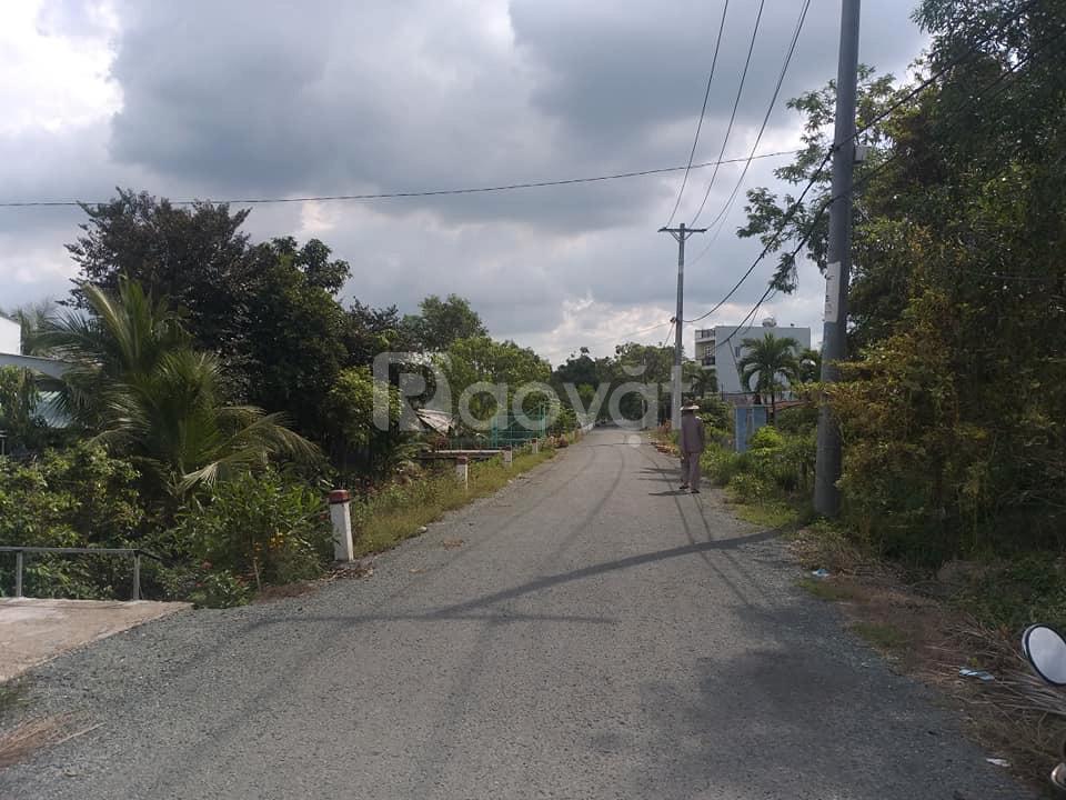 Bán đất đường xe tải TT Tân Túc, Bình Chánh 8500m2