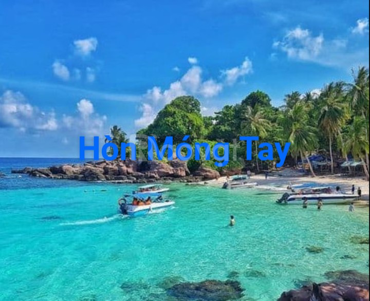 Tour tham quan 4 đảo kết hợp trải nghiệm cáp treo Hòn Thơm