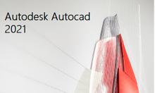 Autodesk Autocad 2021, 1 năm Windows bản quyền