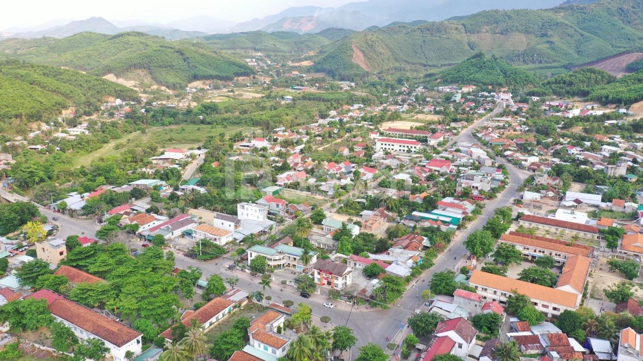 Đất nền khu công nghiệp sông Cầu Khánh Vĩnh, Nha Trang