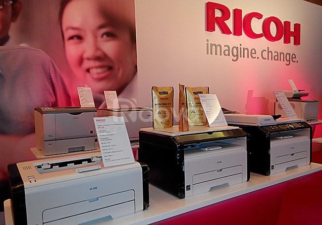 Thuê máy photocopy giá tốt đường Âu Cơ, quận Tân Phú