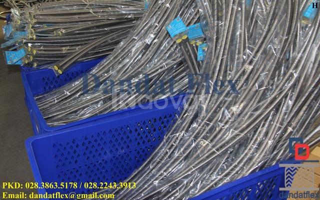 Dây dẫn nước Inox 304, dây dẫn nước chịu nhiệt, dây cấp nước