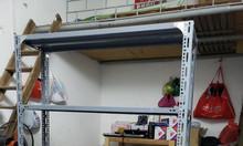Kệ sắt V lỗ 4 mâm cao 2m x dài 1.2m x rộng 0.3m