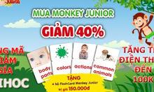 Mua Monkey Junior, Monkey Stories áp dụng mã VUIHOC để được giảm 40%