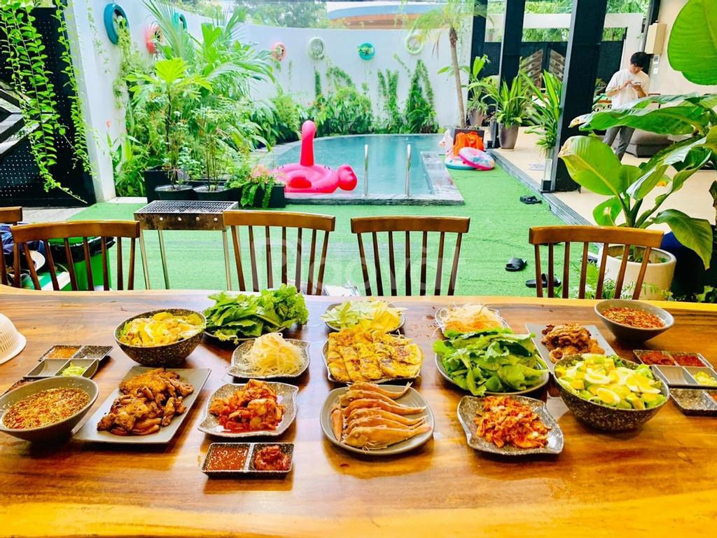 Dịch vụ đặt tiệc ngoài trời tại Đà Nẵng