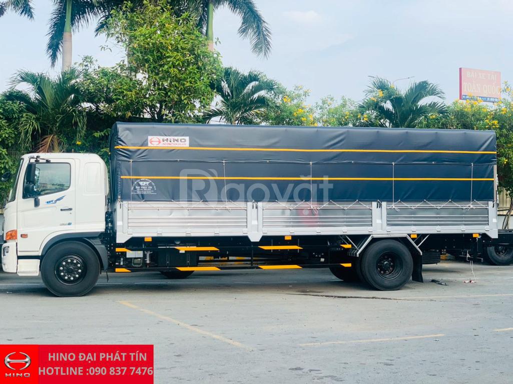 Xe tải Hino 9 tấn