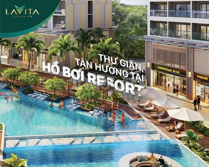 Căn hộ Hưng Thịnh chuẩn resort 5 sao, thanh toán 30% đến khi nhận nhà